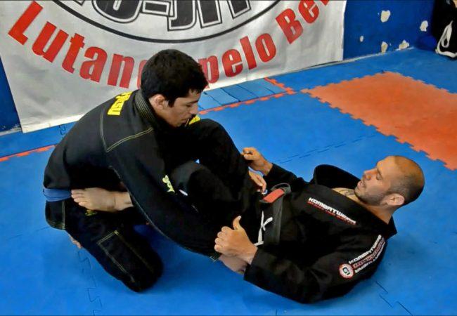 Jiu-Jitsu: Os segredos da De la Riva ofensiva, com Cícero Costha