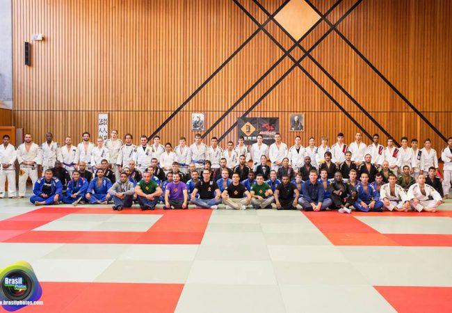 GMA Icon JJ Team in-house tournament and standouts in Geneva
