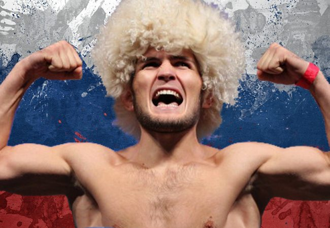 Vídeo: O highlight russo de Khabib Nurmagomedov, atleta do UFC