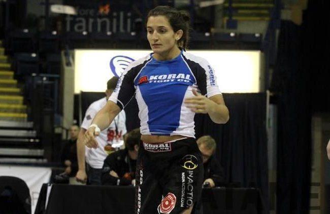 Jiu-Jitsu: O armlock de Luanna Alzuguir no absoluto sem kimono do London Open