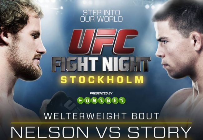 UFC Fight Night Stockholm: Quick results