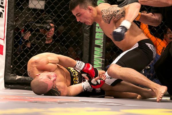 Invicto, Thomas Almeida comenta estreia no UFC e treinos de Jiu-Jitsu