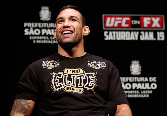 MMA: Cain hurts knee and Fabricio Werdum faces Mark Hunt at UFC 180