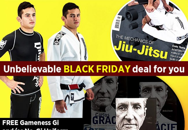 Unbelievable: the GRACIEMAG 2014 Black Friday deal is here