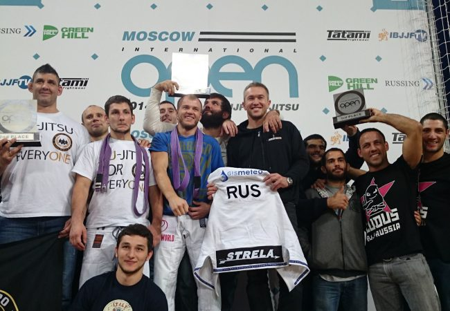 Moscow Open day two: Herzog, Huber, Rego, Tavares, Silva top black belt gi divisions