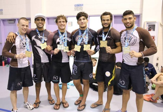 Insight into the Marcelo Garcia brown belt dream team: history, techniques, discussion