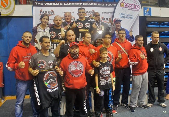 Ricardo Cavalcanti leads int'l team to twelve medals at European competition