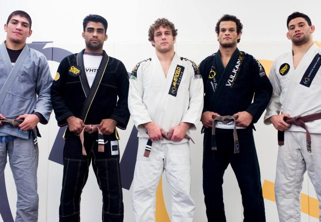 Four Marcelo Garcia students cover ground in 3 events on 3 continents on 1 day