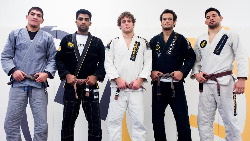"MG brown belts. Photo: John ""Ric"" Ricard"