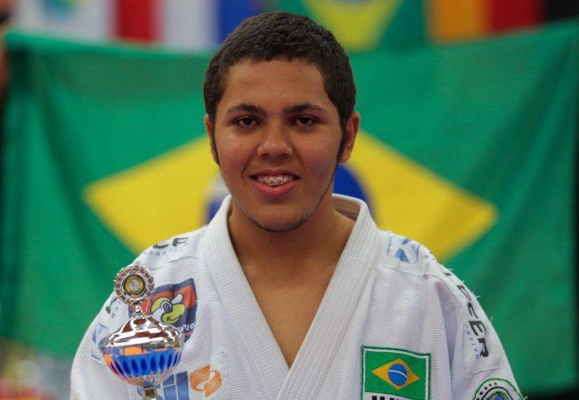 Seleção Brasileira de Judô para Todos é ouro no Internacional da Holanda