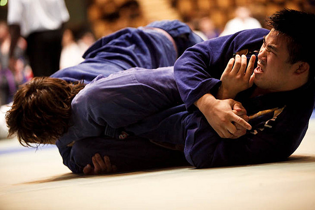 Join in on the Jiu-Jitsu by the Sea tournament on Dec. 13 in Salinas, CA