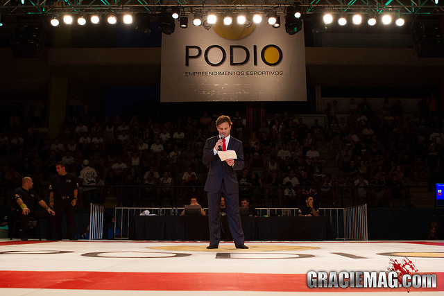 Groups drawn for third edition of Copa Podio Middleweight Grand Prix on Nov. 22