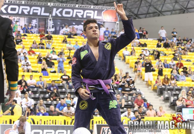 Relive Michael Liera Jr.'s champion path to his new rank of black belt