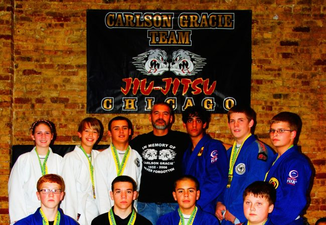 GMA Seamless Progression Academy joins forces at Carlson Gracie Open tournament