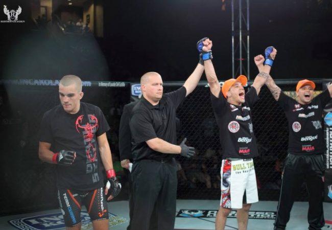 MMA: Bruno Frazatto busca nova vitória rumo ao cinturão do RFA