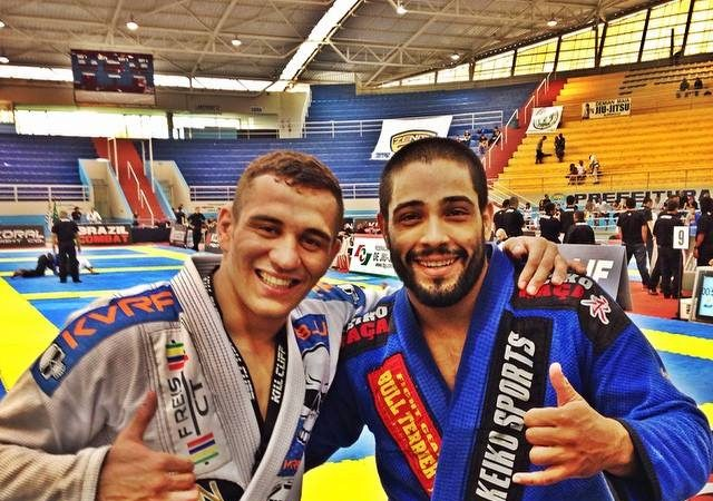 South American C'ship: Cardoso, Souza are open class finalists, other results