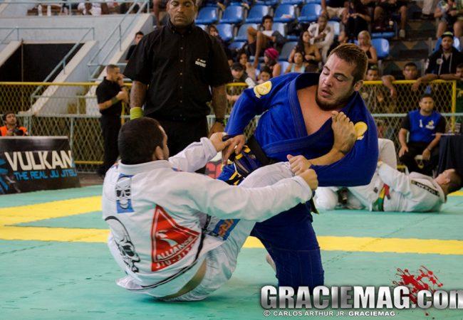 Vídeo: O atalho do cem-quilos para a montada do campeão Gabriel Lucas