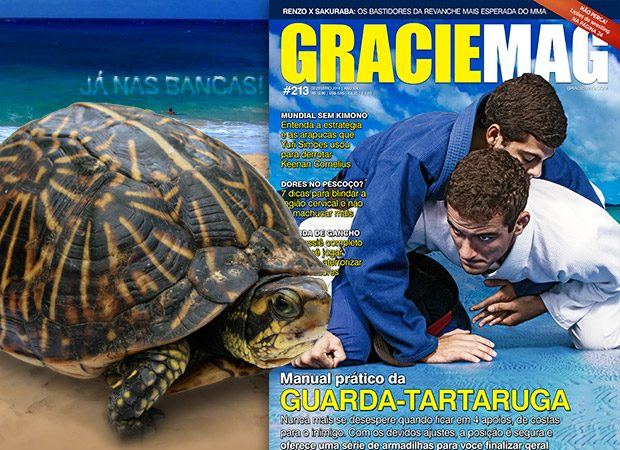 As arapucas da guarda-tartaruga no Jiu-Jitsu
