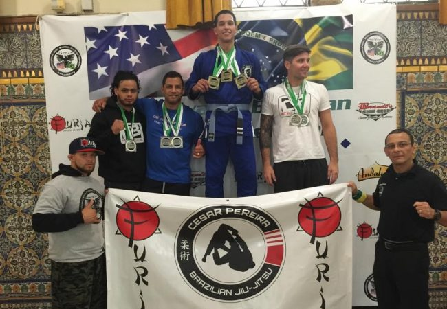 Cesar Pereira leads GMA C3 Athletics team to eight medals at PA tournament