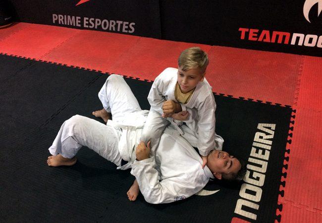 Família e Jiu-Jitsu: Tal pai, tal filho