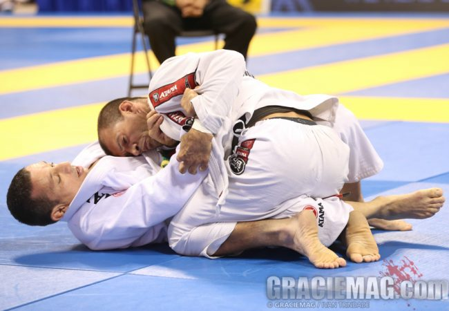 Wellington Megaton is in for his 20th Worlds as a black belt