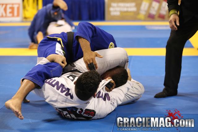 Abraham Marte, campeão absoluto master 1. Foto: Carol Gracie/GRACIEMAG