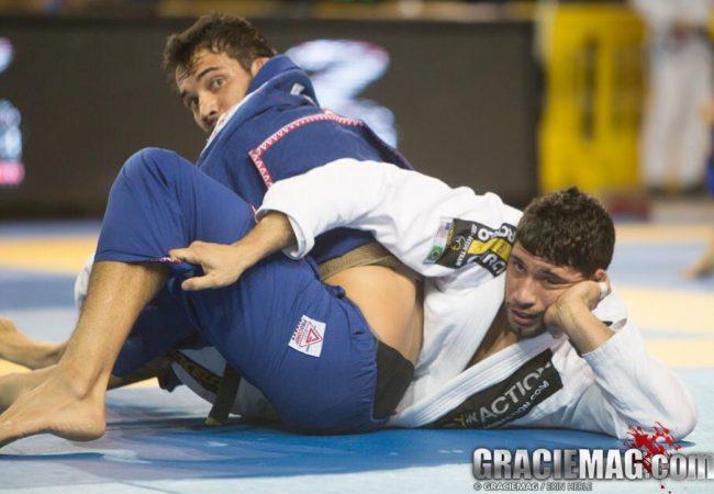 Boca Raton de Jiu-Jitsu: a kimura do novato faixa-preta na final do absoluto