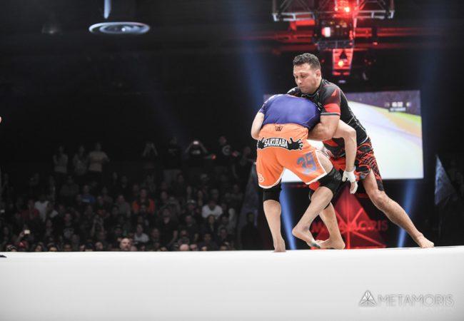 Renzo Gracie empata com Sakuraba, mas Jiu-Jitsu vence no Metamoris 5