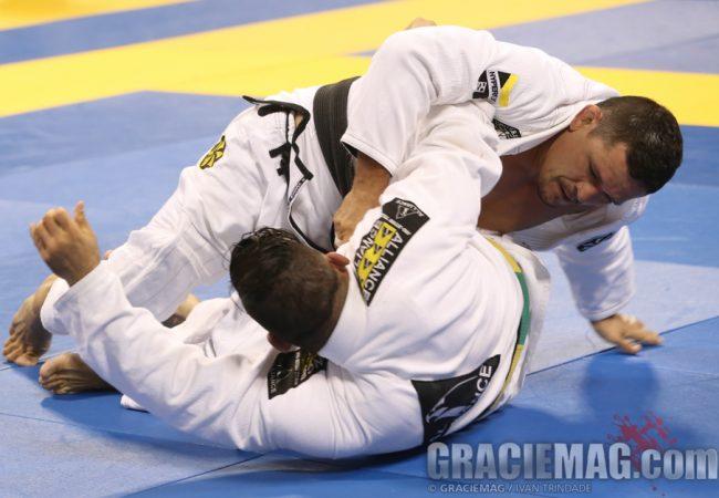O Jiu-Jitsu sólido de Saulo Ribeiro no Mundial Master