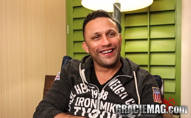 "Exclusive interview with Renzo Gracie: ""Fighting is what feeds me. After Sakuraba, I want two fights in the UFC"""