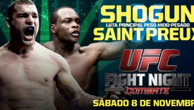 UFC Fight Night: St-Preux silences Uberlândia with 34s TKO win over Shogun, other results