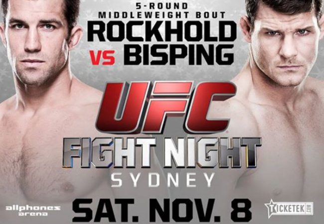UFC 199: Weidman out with neck injury; Bisping steps in to face Rockhold after an injured Jacare said no