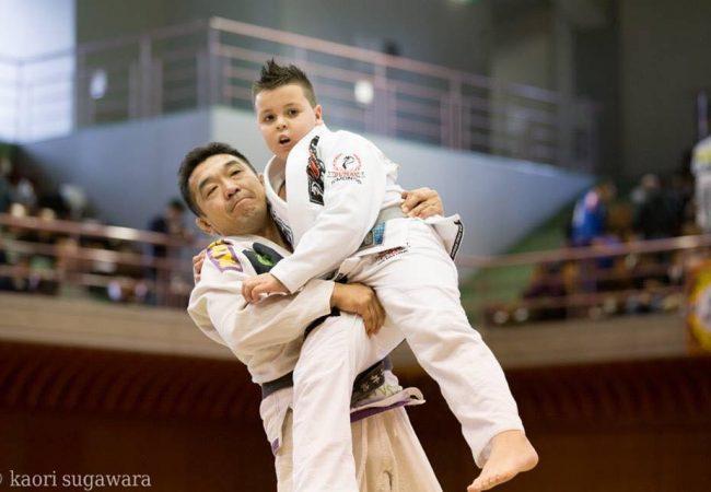 Asian Open: Yuki Nakai e jovem autista fazem primeira luta de exibição da IBJJF