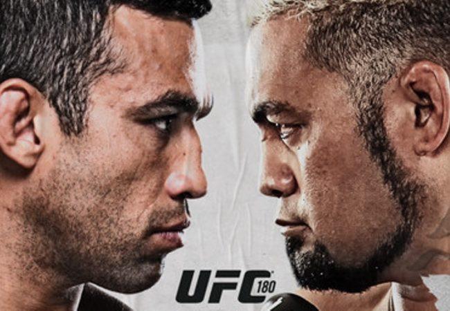 Vídeo: Os bastidores de Fabrício Werdum e Hunt no ritmo do UFC 180