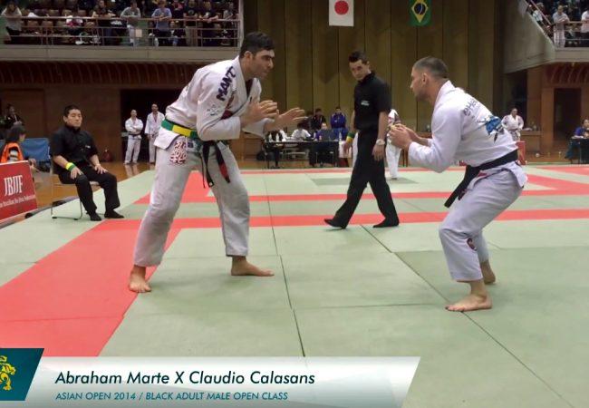 Jiu-Jitsu: A vitória de Calasans sobre Abraham Marte no absoluto do Asian Open