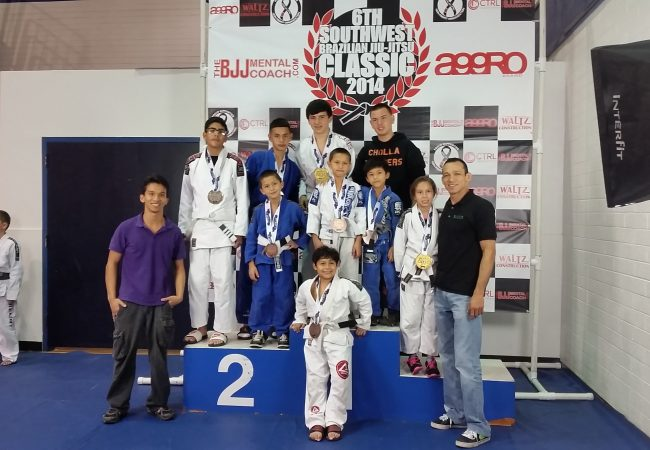Live Jiu-Jitsu & Higher Ground team up to offer unique opportunity for at-risk youth to compete in Jiu-Jitsu