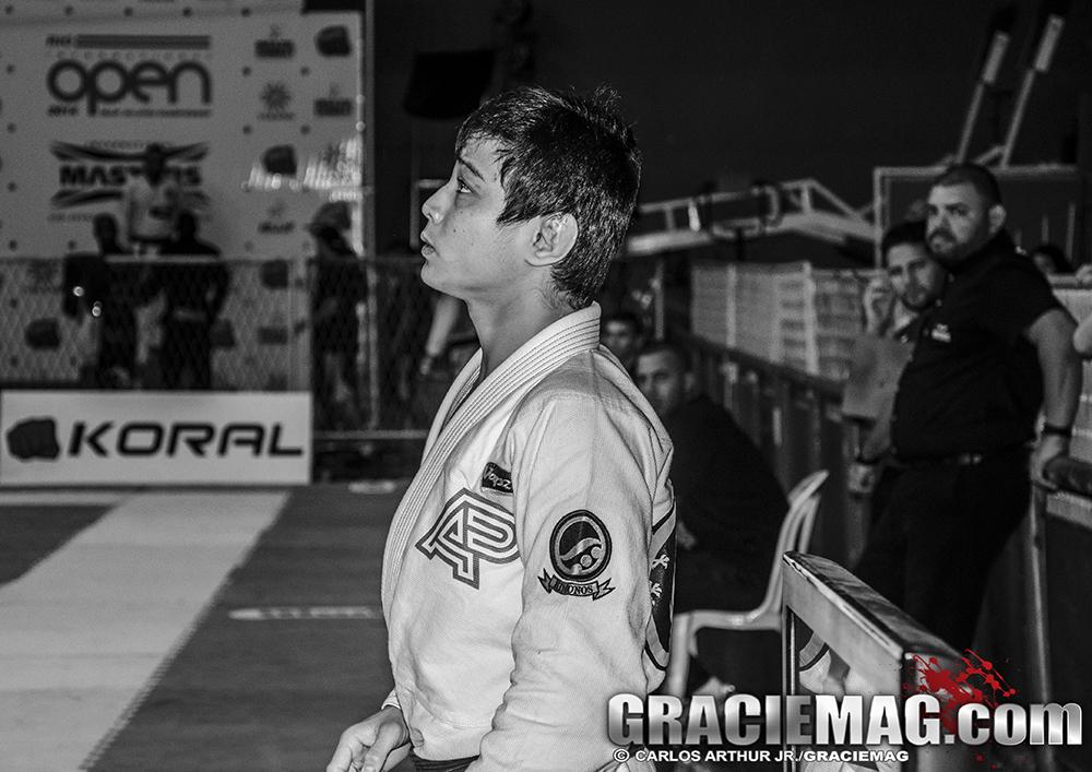 João Miyao confirmed in Rio BJJ Pro. Photo: Charles Arthur / GRACIEMAG
