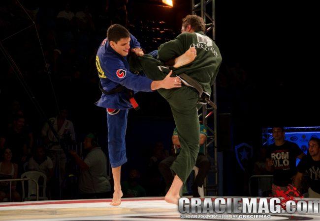 Campeão do GP da Copa Pódio, Preguiça explica como desenvolveu seu estilo no Jiu-Jitsu