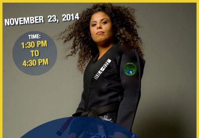 Don't miss Hannette Staack's all-female seminar in Houston, TX on Sunday, Nov. 23