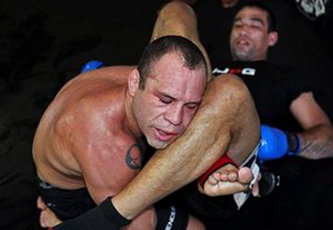 Vídeo: O treino de Jiu-Jitsu de Fabrício Werdum e Wanderlei Silva para o UFC 180