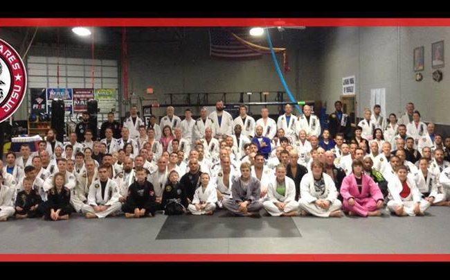Renato Tavares seminar at GMA Triton Fight Center brings big numbers, new promotions