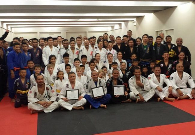GMA Purebred Jiu-Jitsu Guam ends year with three new black belts