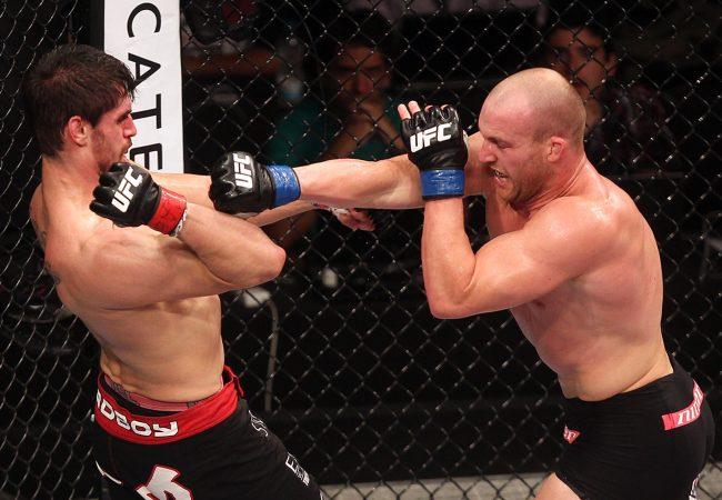 Cara de Sapato confirma descida de peso no UFC