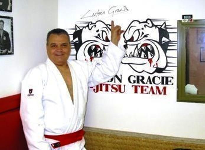 O saudoso mestre Carlson Gracie. Foto: Acervo
