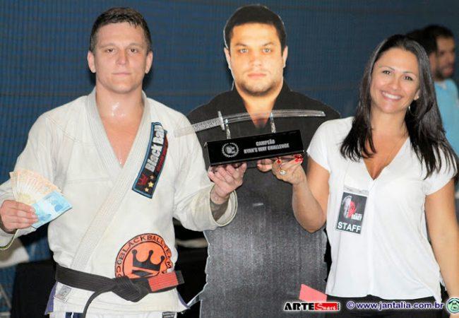 Veja os destaques do Ryan Gracie Challenge de Jiu-Jitsu, em São Paulo