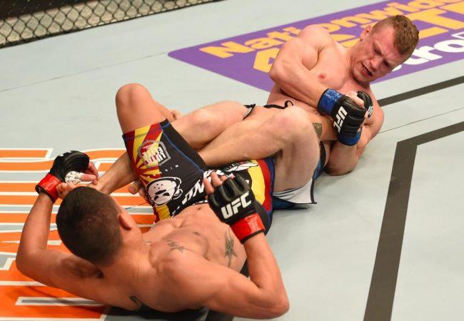 Jiu-Jitsu: Estude a chave de calcanhar com esta finalização do UFC