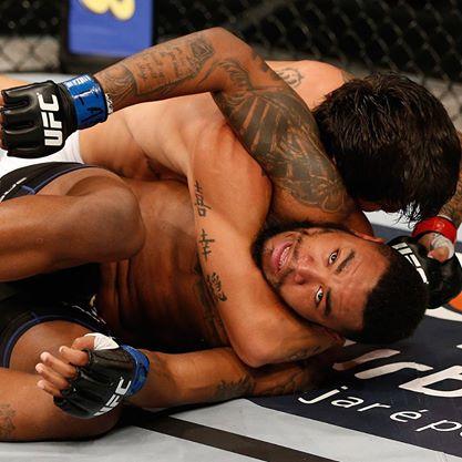 Ramon Lemos analisa katagatame de Erick Silva no UFC e ajuda de Zé Mario
