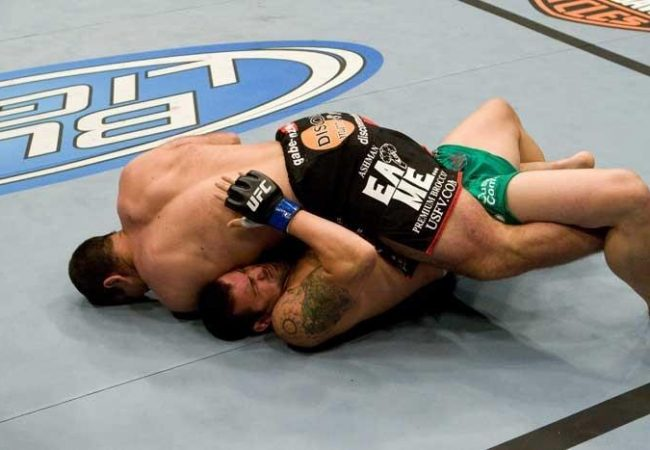 O Jiu-Jitsu que funciona no UFC: a kimura do astro Gabriel Napão