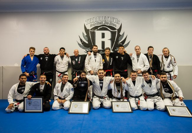 GMA Team Redzovic promotes six students to black belt and more