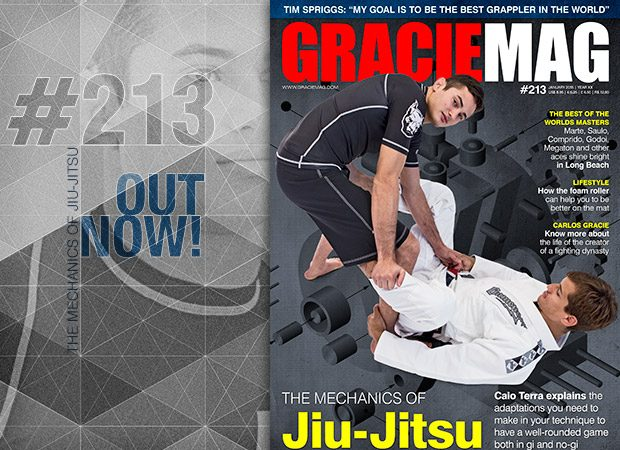 GM #213: Do you have a well-rounded game both in gi and no-gi Jiu-Jitsu?